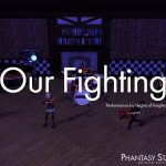 Our Fighting 楽器演奏